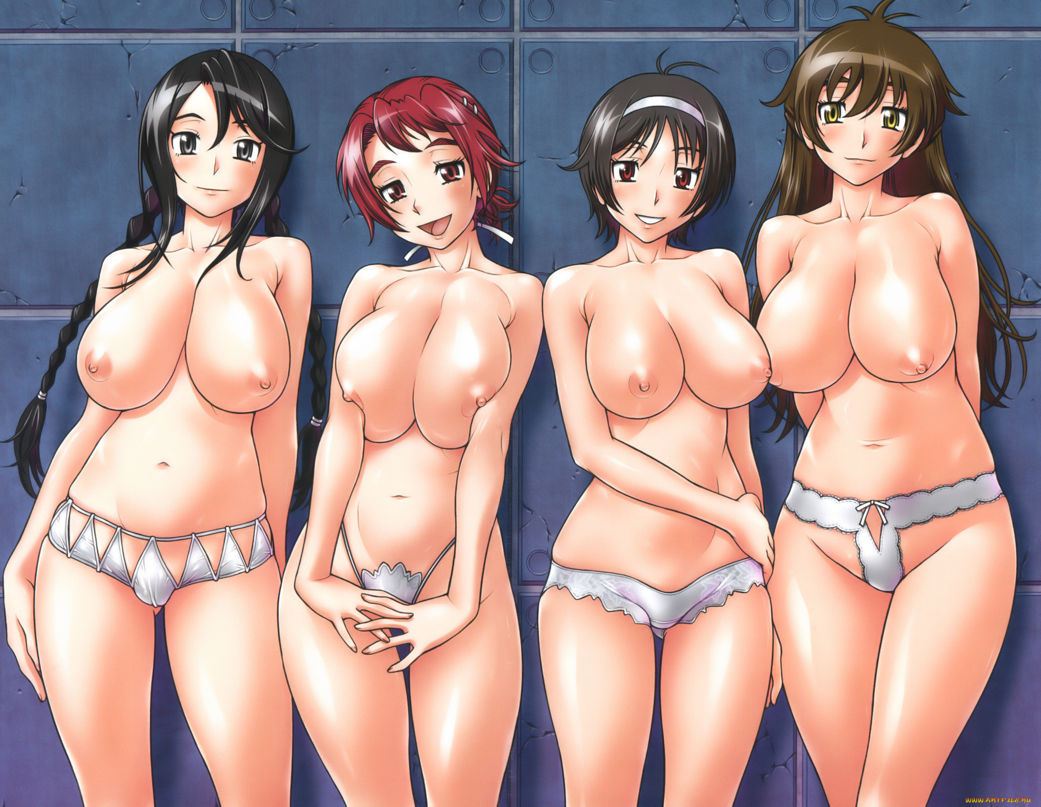 Full free manga tits